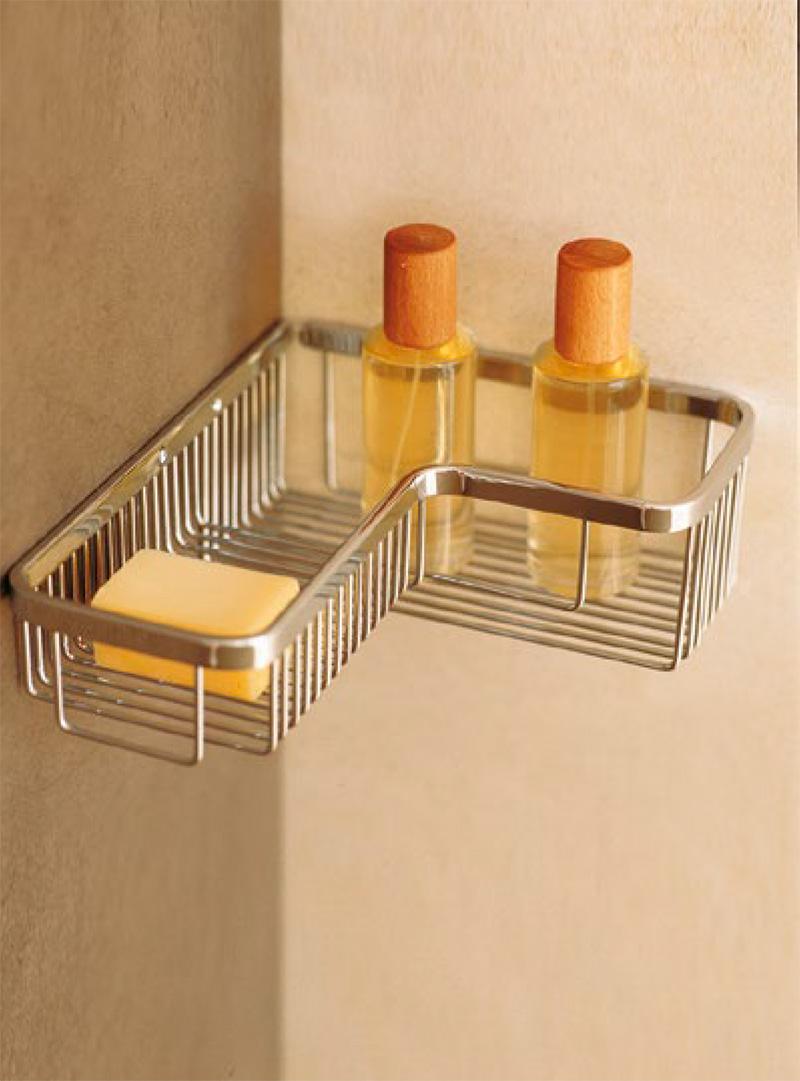 basket shelf corner dish two product hot bath shampoo stainless mounted tier holder shower bathroom rack steel soap
